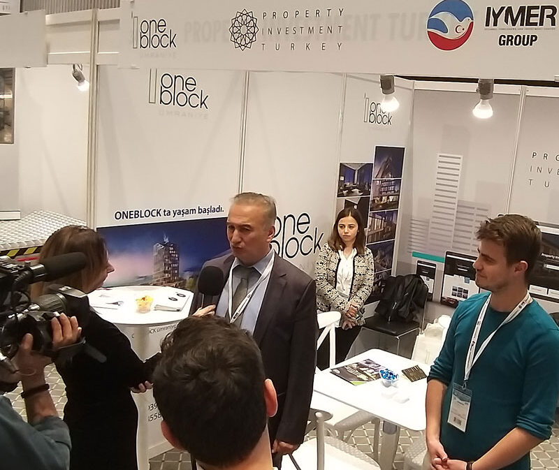 Property Investment Turkey exhibited at TURAB Expo 2019