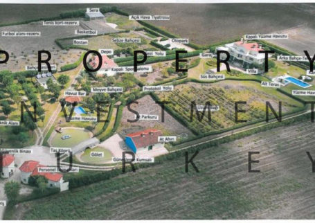 Farm for Sale in Silivri / Istanbul