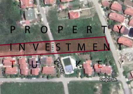 Land in Mimar Sinan District in Silivri / İstanbul